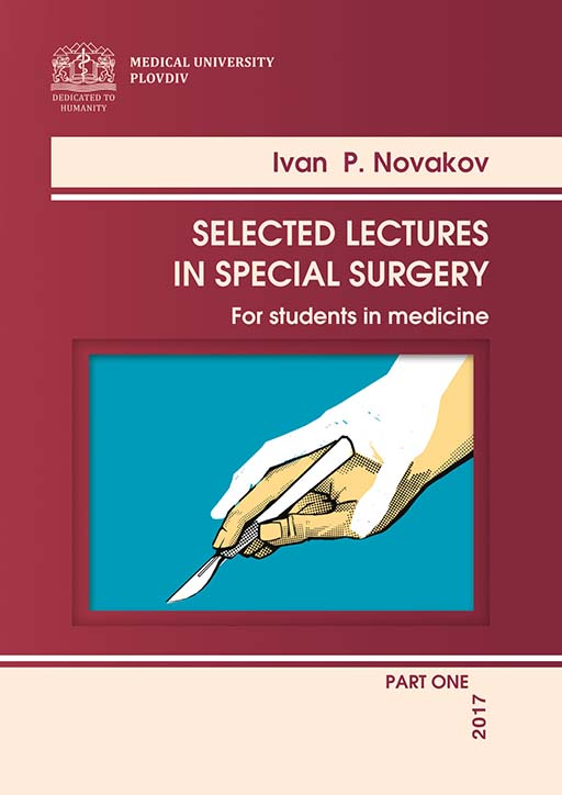 Selected Lectures in Special Surgery