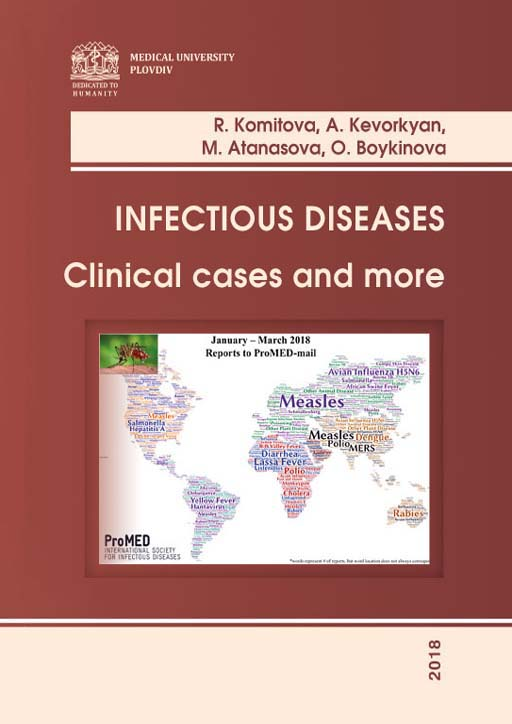 Infectious diseases-clinical cases and more